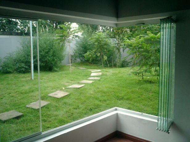 Trakyapen katlanır cam balkon ve katlanır cam sistemleri.